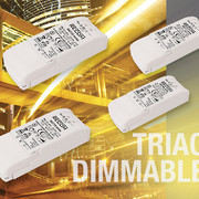 RECOM's new low cost TRIAC dimmable drivers deliver the right amount of light