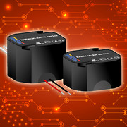 Encapsulated and Fully Protected AC/DC Supplies Power Medical, Household, or Industrial Applications up to 30W