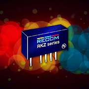 RECOM introduces RKZ high isolation DC-DC converters for high- end industrial, transport and medical applications