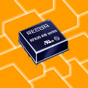 High-Power-Density DC/DC Converters Target Rail and Industrial Applications from 20W to 60W