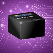 Compact 5W AC/DC Converters Power Energy-Conscious IoT or Industrial Devices