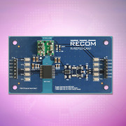 Isolated CAN-transceiver reference board solves circuit-design and protection challenges