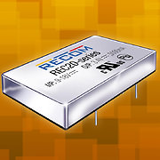 20W and 30W isolated converters deliver dependable power in noise-sensitive applications
