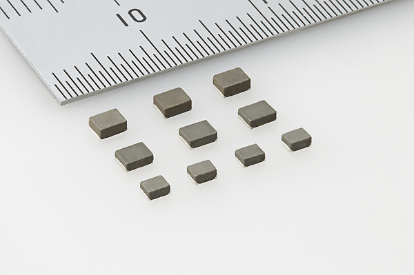 High Value Multilayer Ceramic Capacitors and Inductors