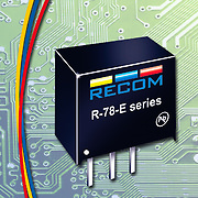 RECOM introduce a new low cost switching regulator module